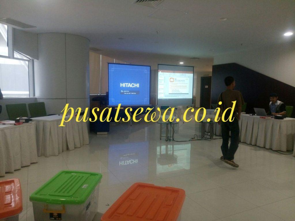 Referensi Sewa projector Jakarta