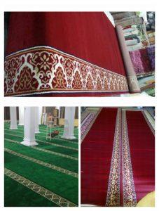 Jual  Karpet Masjid Bojongloa Kaler